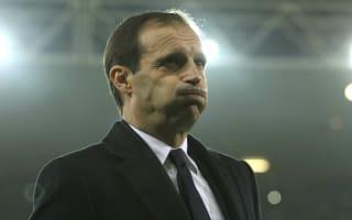 Allegri urges calm after Juve leapfrog Napoli into top spot