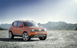 Volkswagen unveils updated Taigun SUV in New Delhi
