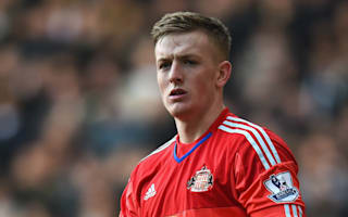 Pickford signs new Sunderland deal