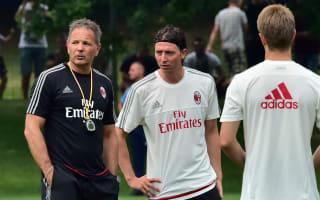 Montolivo backs Milan boss Mihajlovic to respond