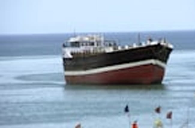 Somali pirates target ships in the Indian Ocean