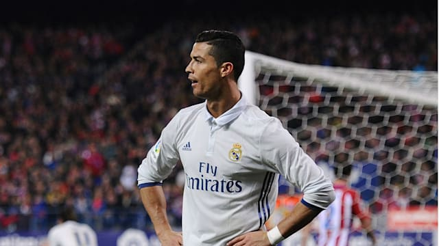 Real Madrid held at home by Atletico Madrid