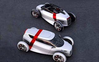 Latest pictures of fascinating Audi Urban Concept