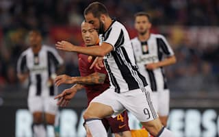 Roma 3 Juventus 1: Bianconeri forced to wait for Serie A title