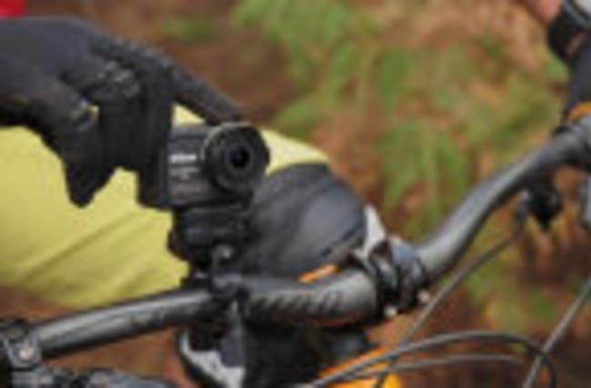 Mountain Biking in Madeira with the Nikon KeyMission 360 Action Camera
