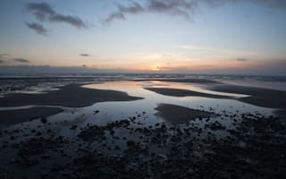 World War Two sea mine found on beach in Wales