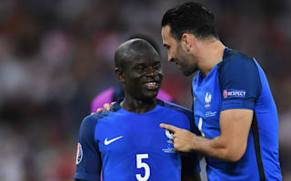 Euro 2016 Diary: Kante on the campaign trail as Paris gets ready to party