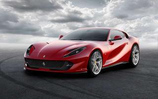Ferrari reveals 789bhp V12 supercar in Geneva