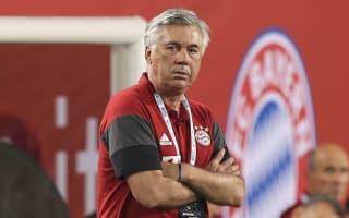 Ancelotti: Fitness the key for Bayern