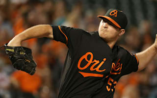 Showalter explains why Britton didn't pitch