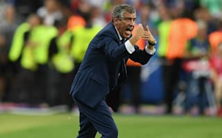 Santos: Portugal have five finals left
