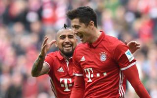 Bayern Munich 3 Eintracht Frankfurt 0: Lewandowski ton up to bring title nearer
