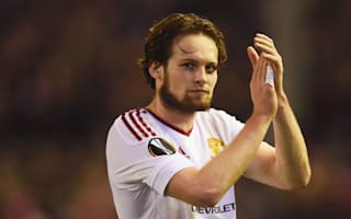 Blind determined to fight for his place under Mourinho