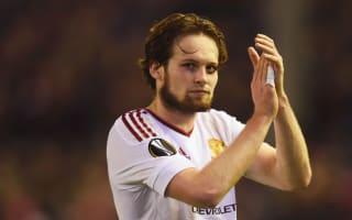 De Boer cools Blind to Inter talk