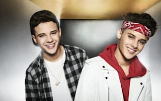 Brooks Way confirm they are out of The X Factor