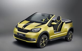 Skoda unveils student car