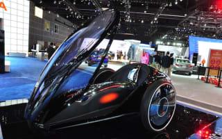 Top attention-grabbing LA show cars