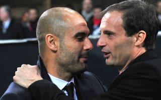 Benatia compares Allegri to Guardiola