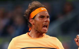 Nadal overcomes early wobble to quieten Querrey