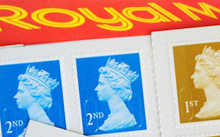 Royal Mail stamp prices rising