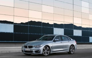 This is the new BMW 4 Series Gran Coupe