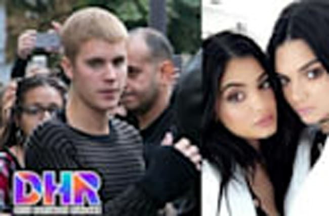 Justin Bieber ATTACKED - Kendall And Kylie Jenner Get Matching Ferraris (DHR)