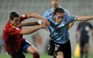 Laxalt for Rodriguez in Uruguay's Copa squad