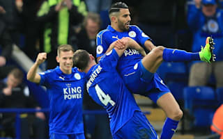 Leicester City 3 Hull City 1: Mahrez makes the difference in champions' comeback