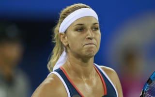 Radwanska, Pliskova heading to Singapore as Cibulkova exits in China
