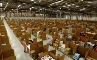 Amazon income down in growth drive