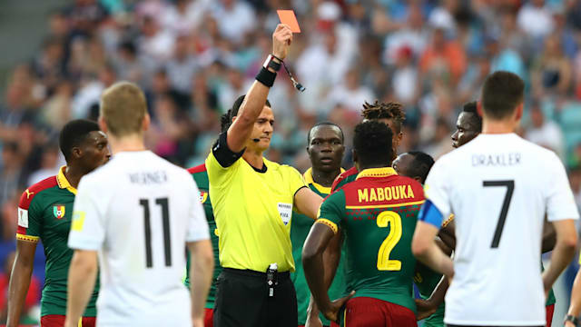 Germany v Cameroon: Another embarrassment for VAR