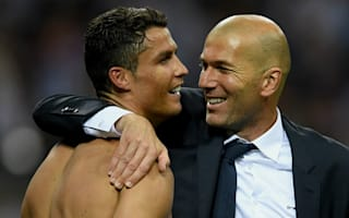 Zidane backs 'Madrid's greatest' Ronaldo to win fifth Ballon d'Or