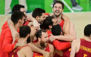 Rio 2016: Spain edge Australia in thriller to claim bronze