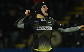 Davies dazzles off the bench as Ospreys edge towards last eight