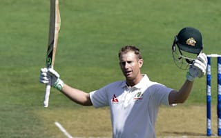 Record-breaking Voges guides Australia on day two against New Zealand