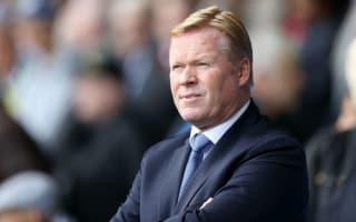 Lukaku change inspired Everton comeback - Koeman