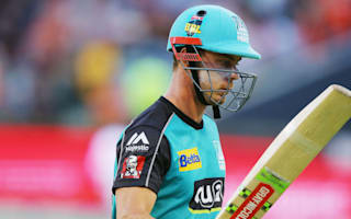Brutal Lynn extinguishes Scorchers