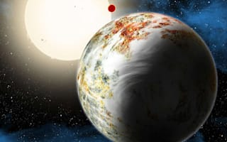 New planet discovered: 'Mega earth' is twice as old as Earth and 17 times bigger