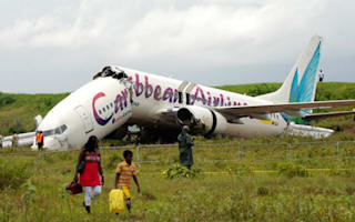 Passengers cheat death as plane snaps in half in Guyana