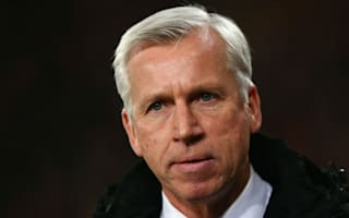 Palace were unlucky to lose - Pardew