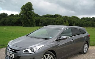 First drive: Hyundai i40 Tourer