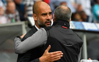 Guardiola: Top-four finish very tough for Man City