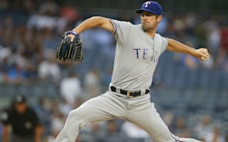 Rangers clinch AL West with win against Athletics
