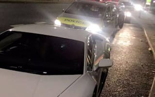 Lamborghini given 'illegal joyride' by police