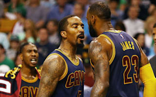 LeBron James 'focused on the present' after awful game three