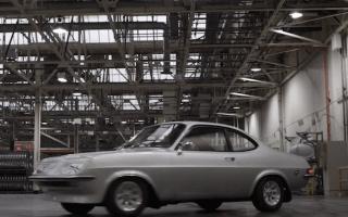 Vauxhall celebrates five million cars produced at Ellesmere Port