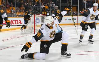 Scott unlikely MVP of NHL All-Star Game