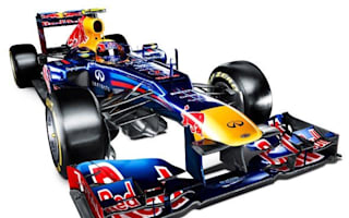 Eyebrows raise as Red Bull shows nose air intake