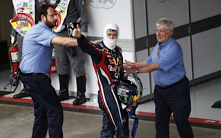 Charity F1 auction can literally put you in Vettel's shoes