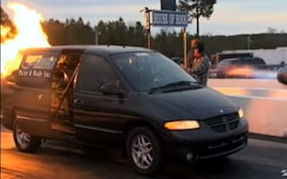 Video: MPV versus pickup in ultimate jet race